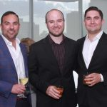 Steve Rybicki, Matthew Brown, Mark Michael