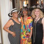 Ann Smith, Doris Haskins, Dona Tracey