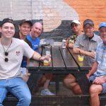 Eric Boelstler, Ryan Noechel, Rich Noechel, Jom Boelster, Doug Hagerty, Mark Jonus