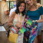 Liz Jones and Sara Filthaut