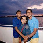 Marlin Jr., Kita and Marlin Hughes