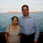 Yogina and Atul Shah MD