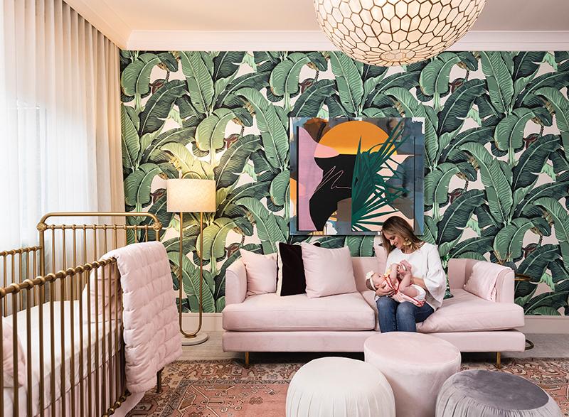beverly hills hotel - nursery