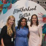 Kristen Hall, Blessing Adesiyan, Lauren Mohon