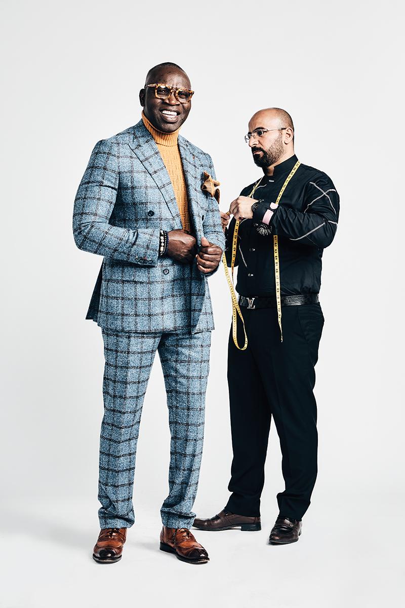 Larry Alebiosu - 2019 best dressed
