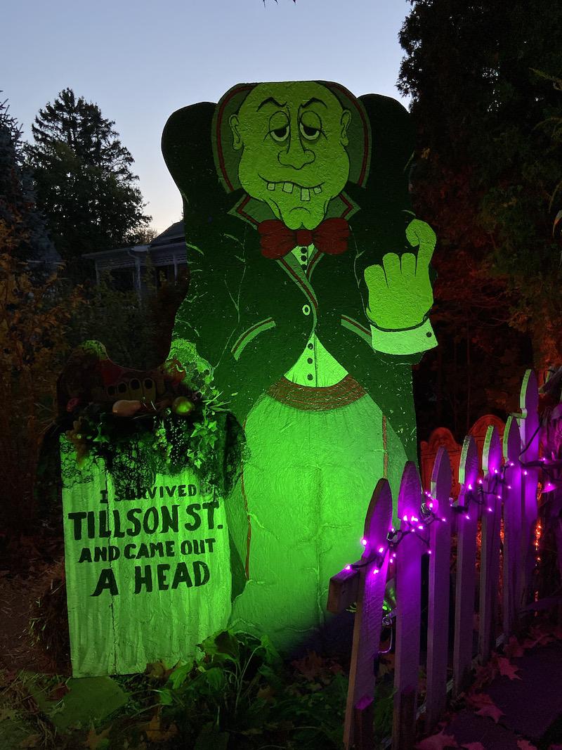 Tillson Street