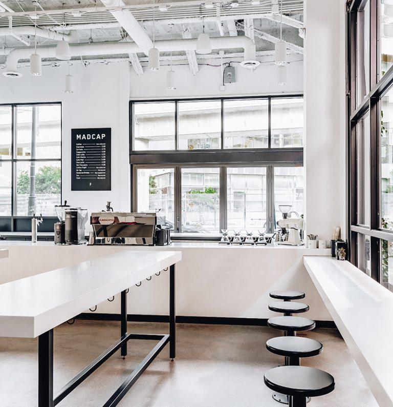 Madcap Coffee Goes Minimal on Design and Big on Caffeine