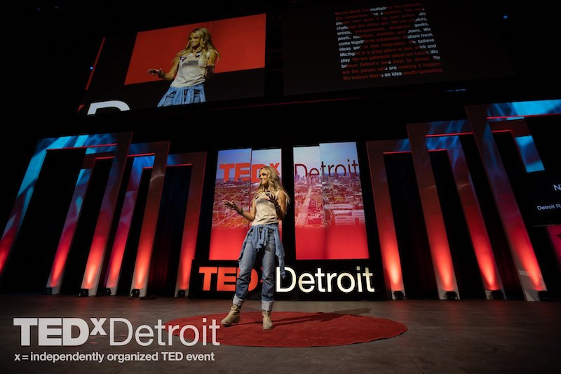 Nicole Curtis - TEDXDetroit
