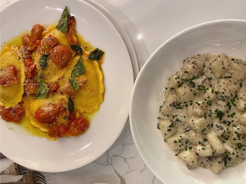 Bar Verona pasta