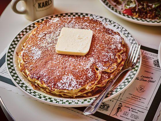 Karl's Pancakes