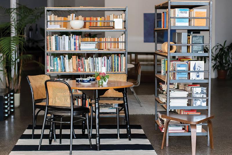 Trinosophes Coffee Shop