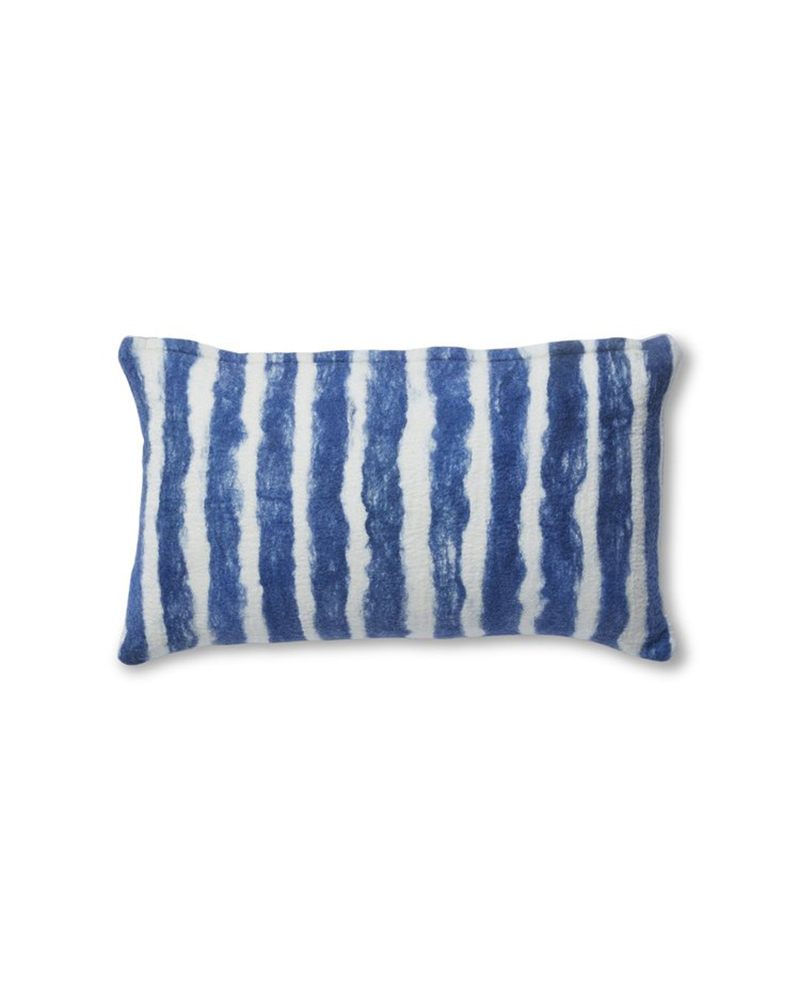 Painted Stripe Pillow