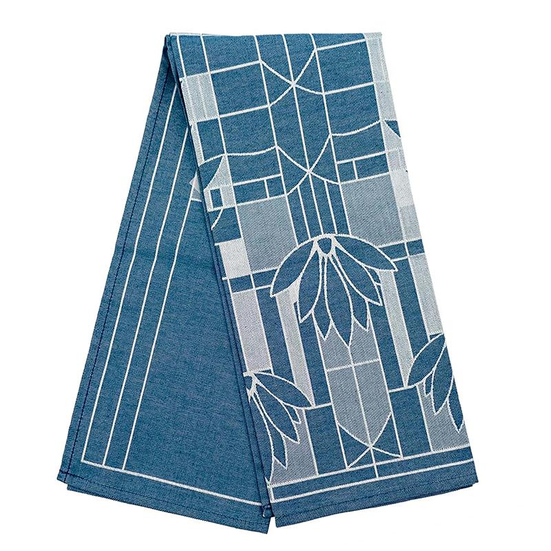 Waterlilies Tea Towel