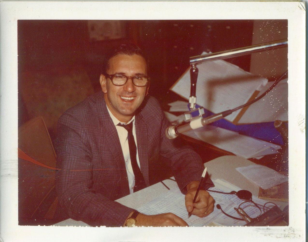Specs Howard 1950 WKIN