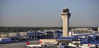 detroit metropolitan airport - covid-19