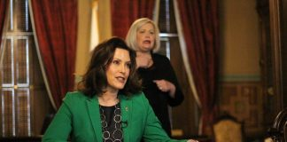 gov whitmer stay home stay safe - covid-19