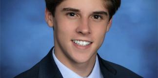 Caleb White doritos valedictorian