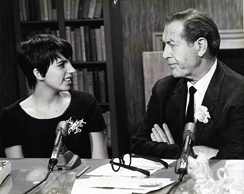 bill kennedy liza minnelli