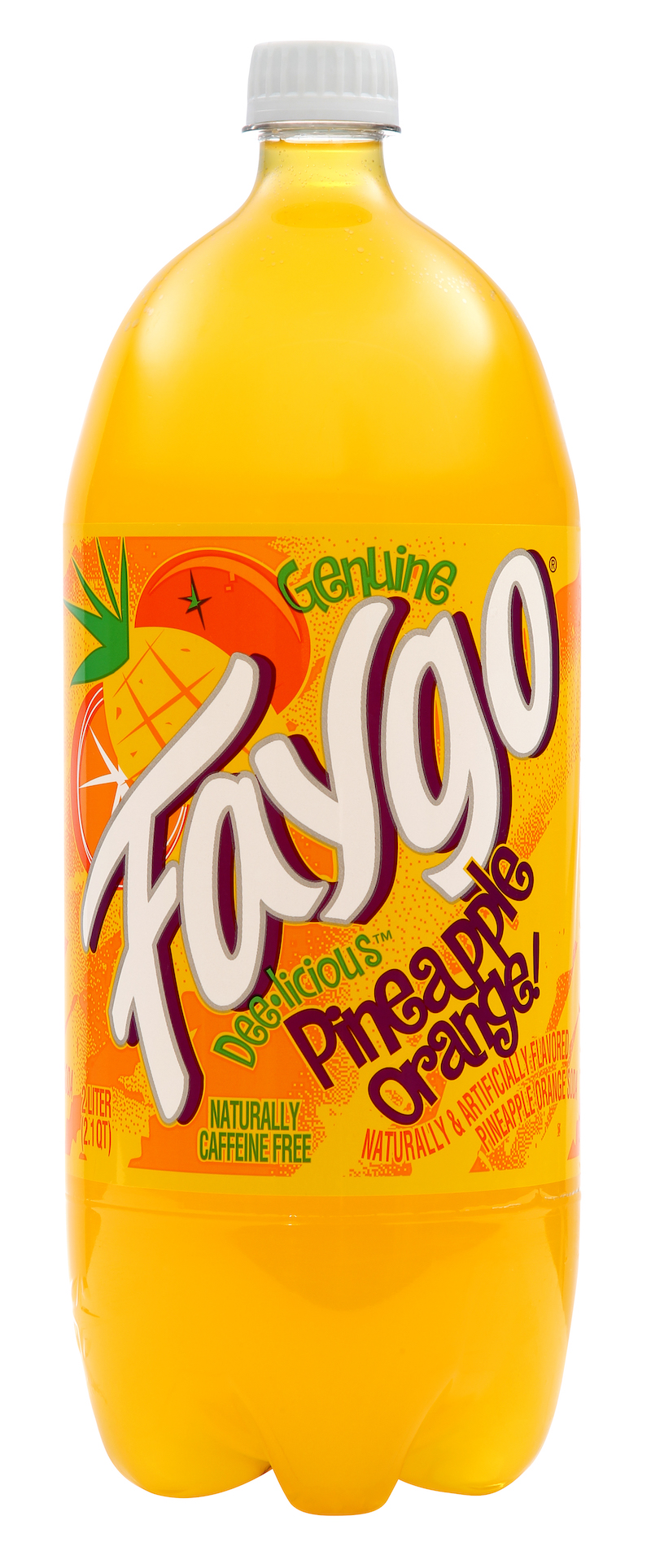 pineapple orange faygo