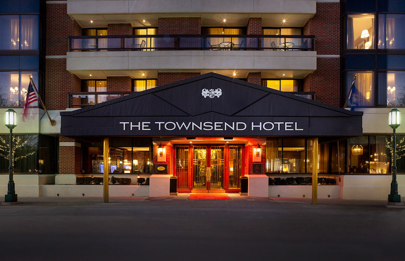 townsend hotel