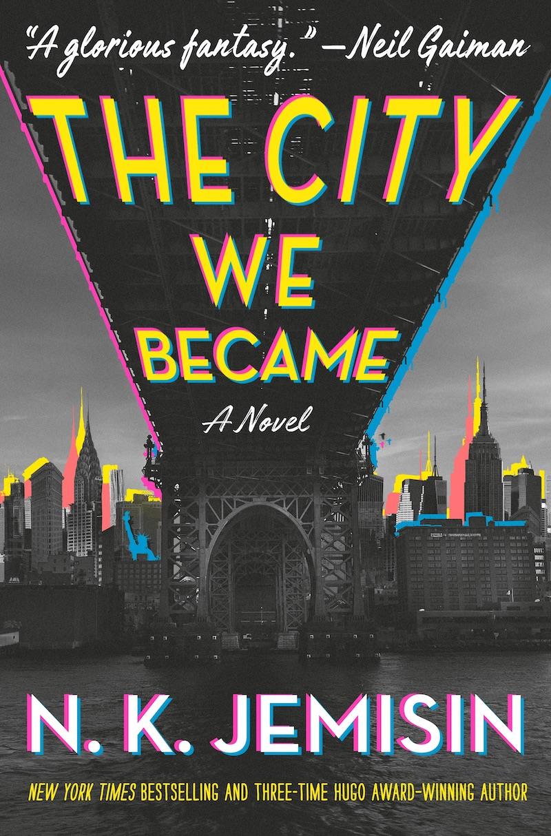 The City We Became - black authors