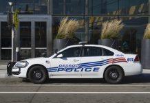 Detroit Police protest