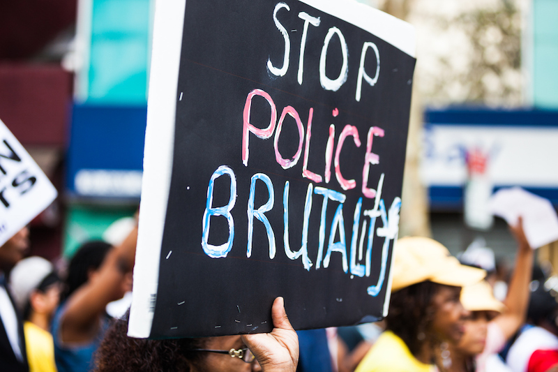police brutality protests