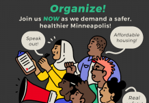 reclaim the block - way to support fight against police brutality