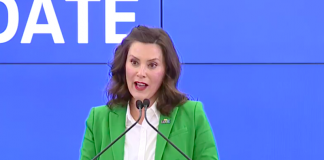 stay-at-home gov whitmer
