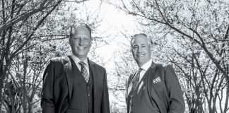 Harry Glanz and Dan Burke - Capital Mortgage