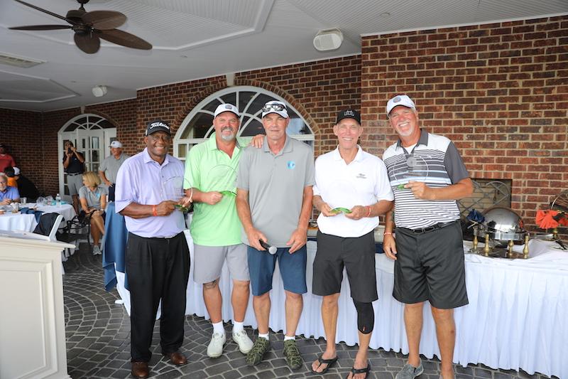 Kirk Gibson Foundation for Parkinson's virtual golf