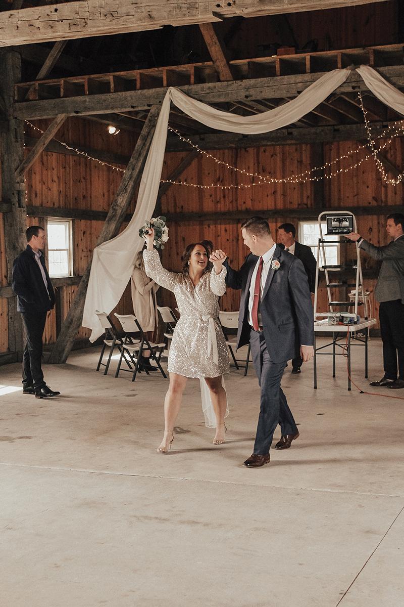 pandemic weddings