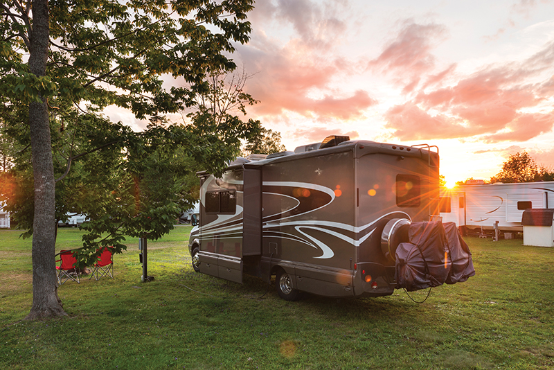 rv travel vacation