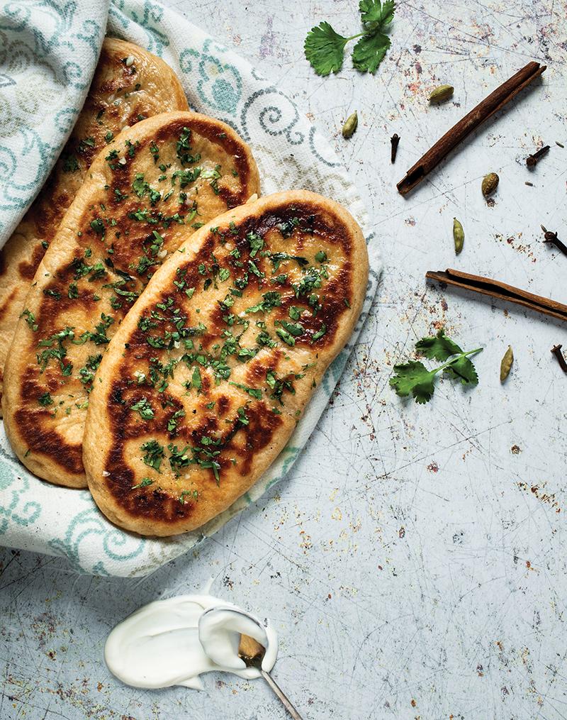 Zingermans Naan bread recipes