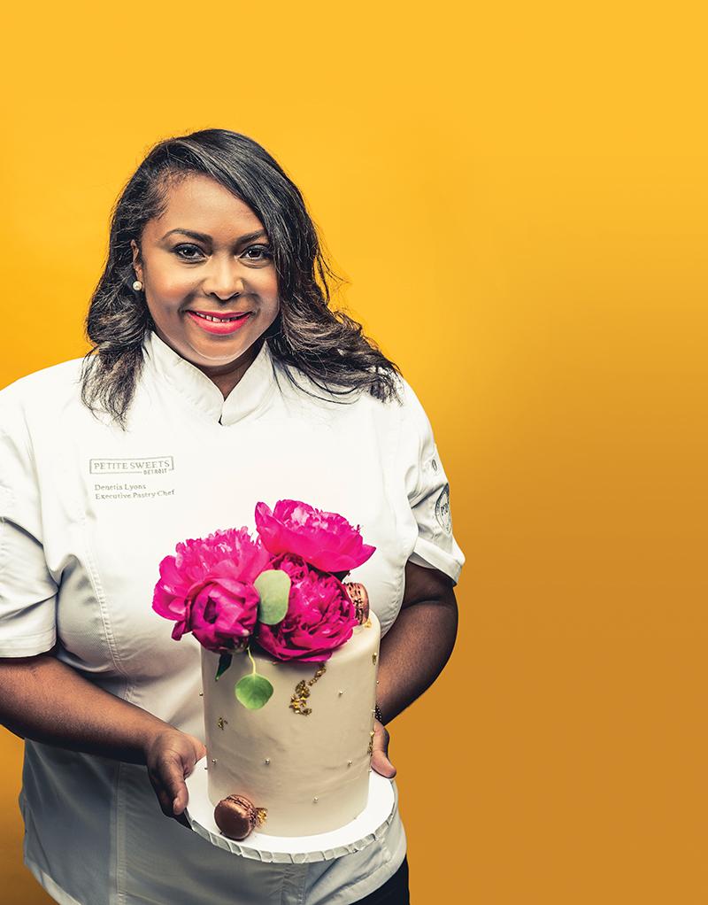 Denetia Lyons - Black Culinarians detroit food scene
