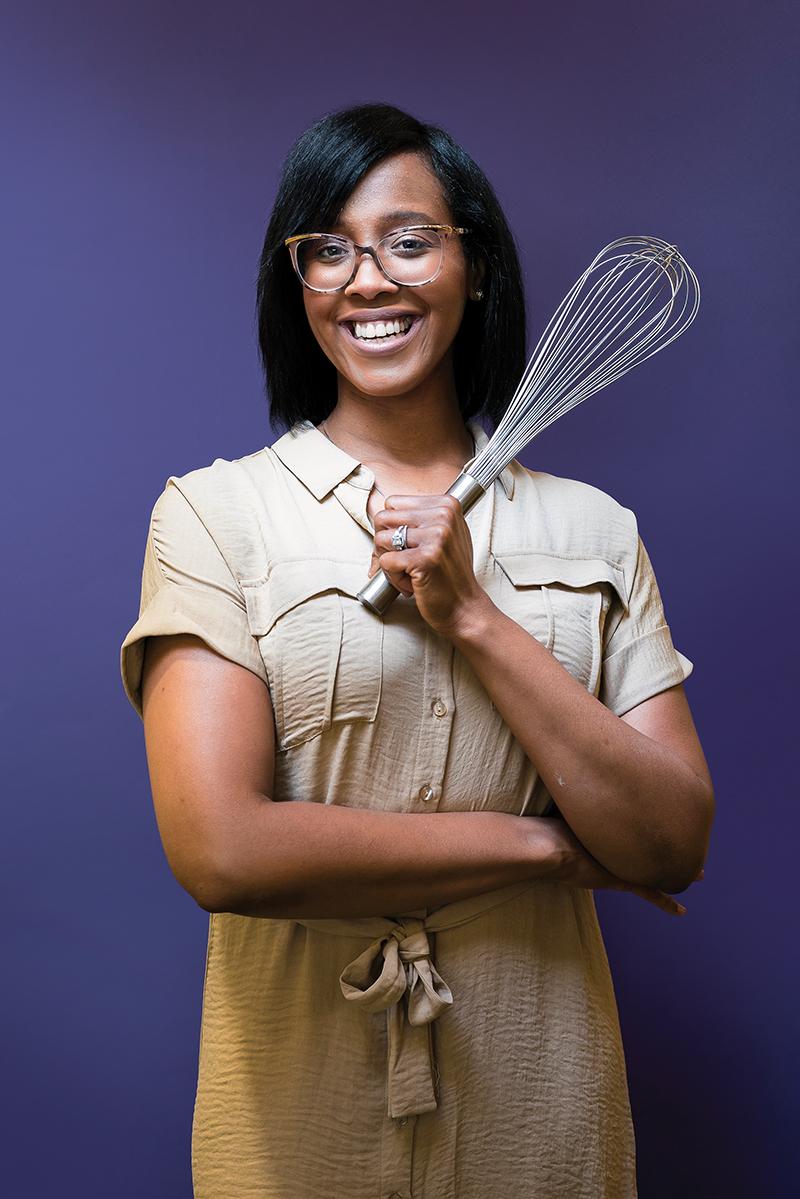 Quiana Broden - Black Culinarians detroit food scene