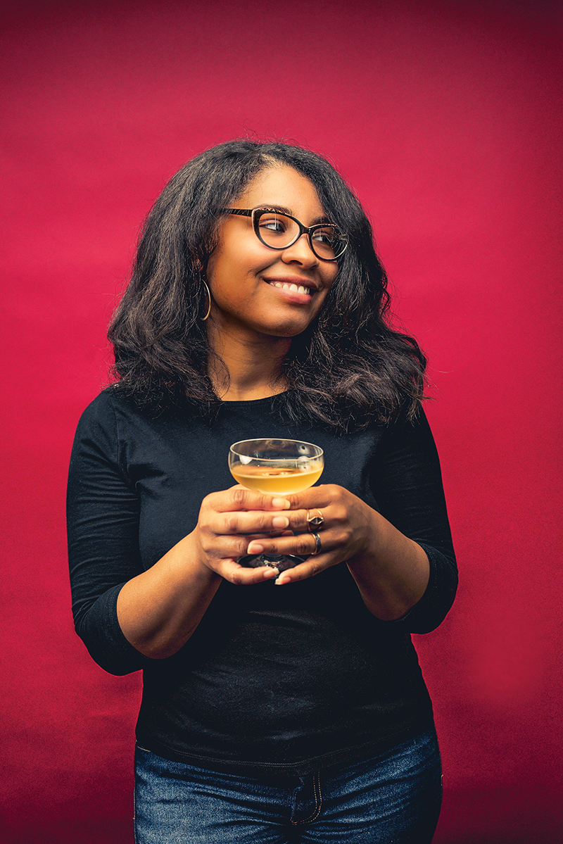 Raven Love - Black Culinarians detroit food scene