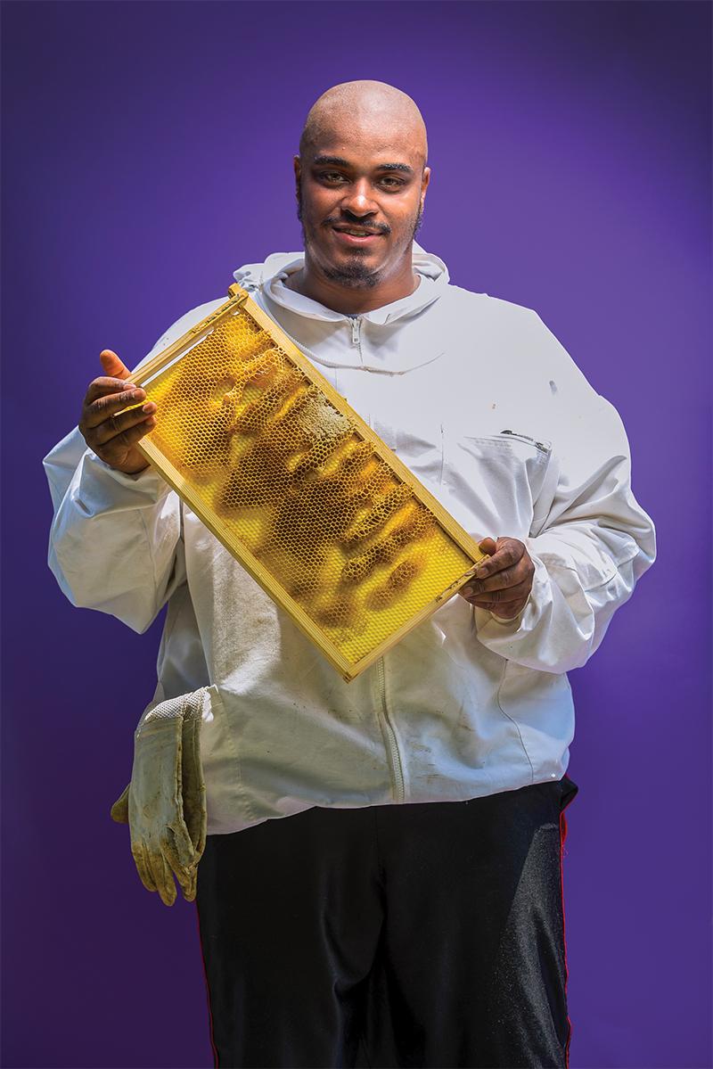 Tharmond Ligon Jr. - black culinarians detroit food scene