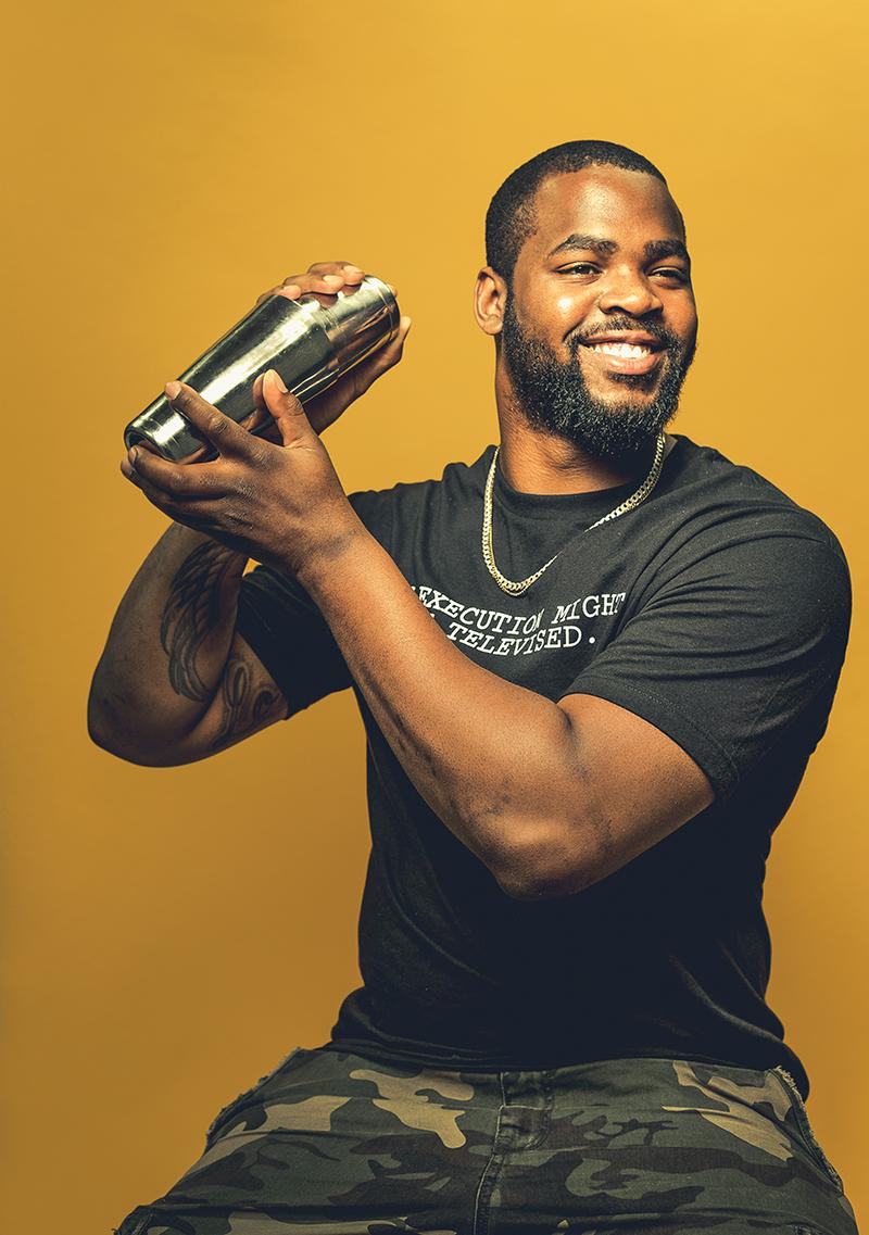Justice Akuezue - Black Culinarians detroit food scene