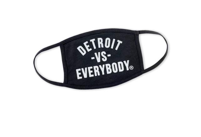 detroit vs everybody face masks