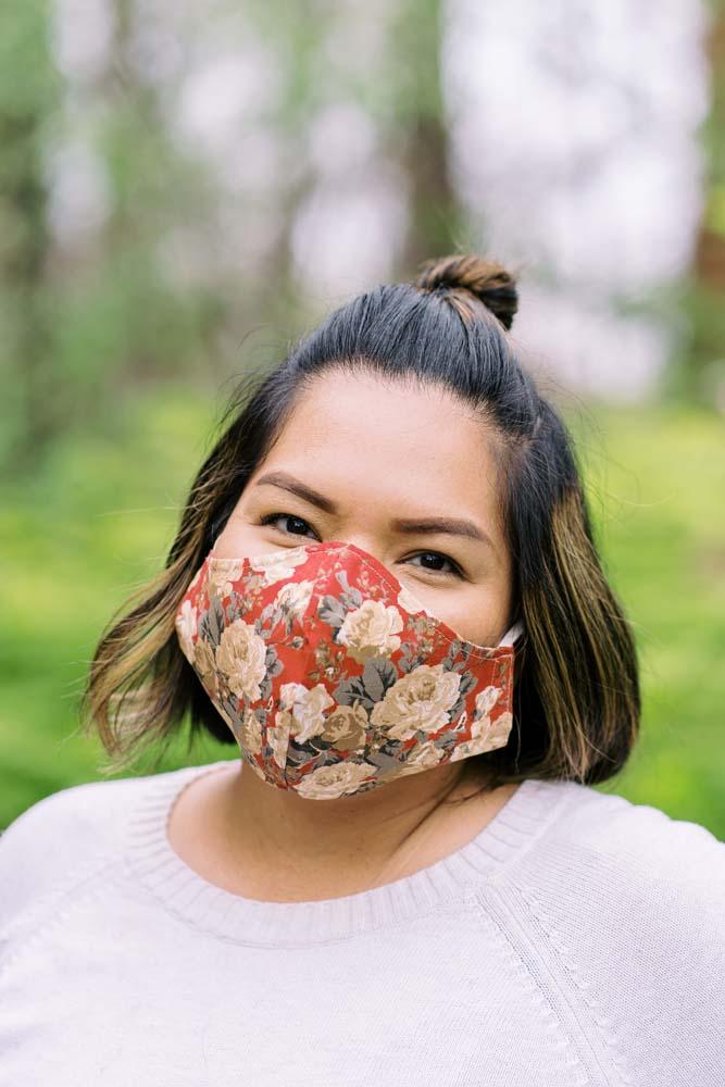 D'Created Boutique detroit face masks