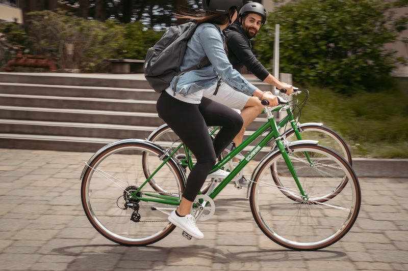 bicycling schwinn