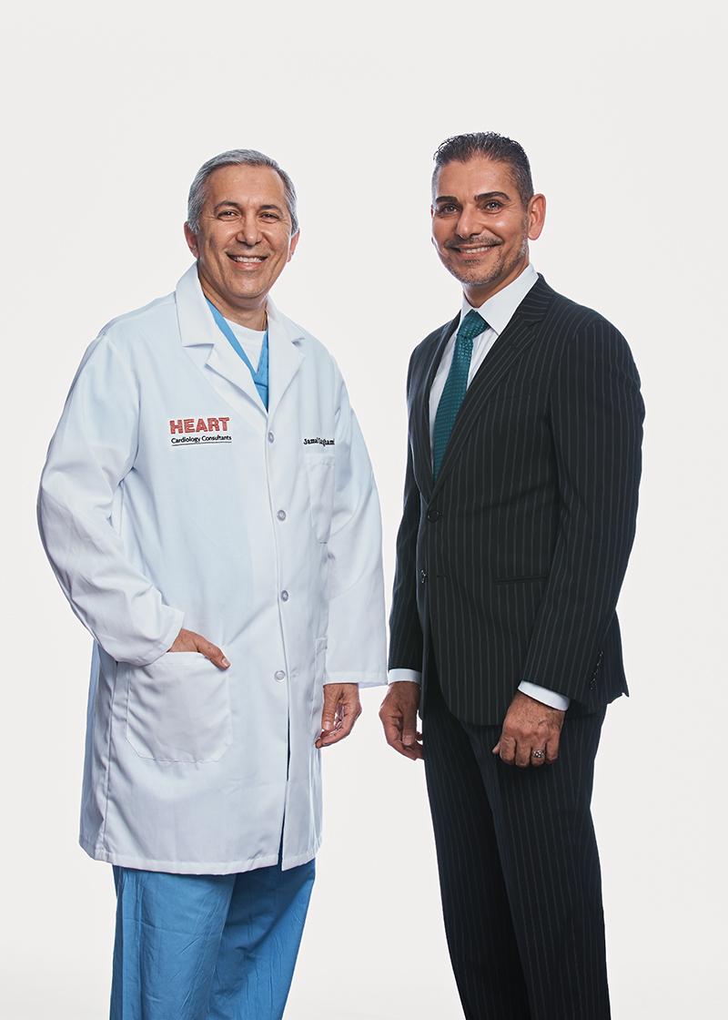 Top Doctor Jamal Zarghami