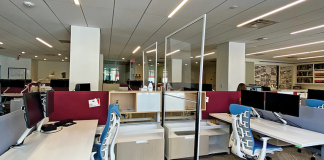covid-19 workspace