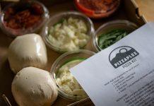 pizzaplex metro detroit meal kit