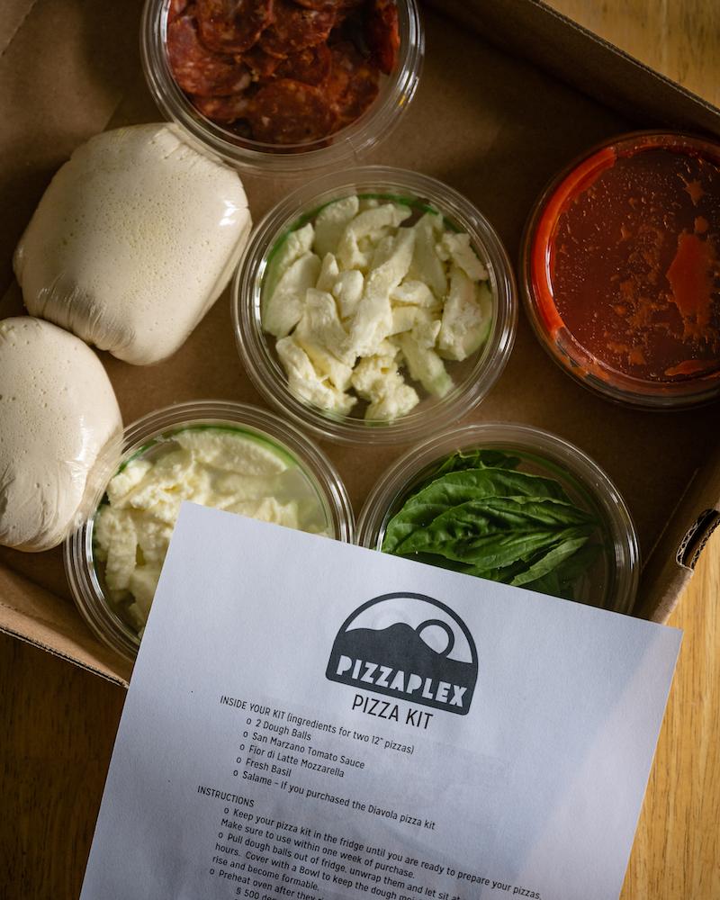 PizzaPlex meal kit detroit
