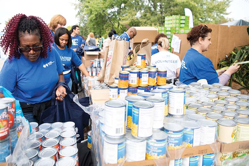 metro detroit charity - blue cross blue shield