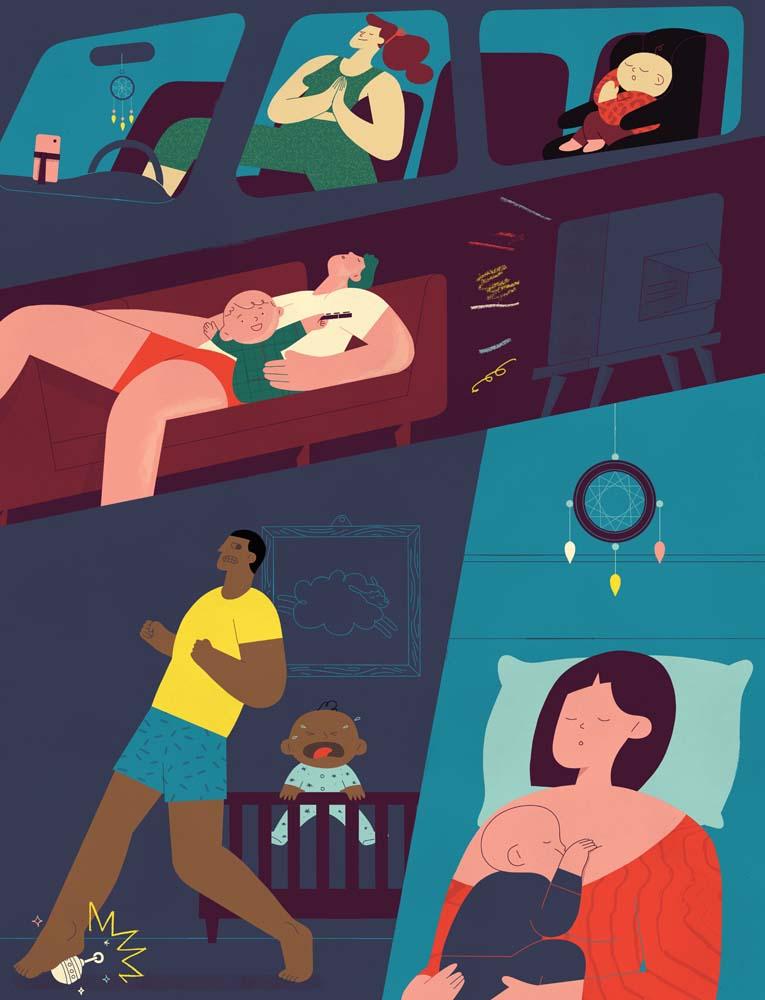 infant sleep myths