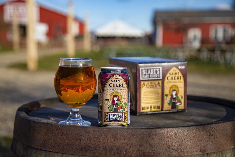 Saint Chéri - blake's hard cider