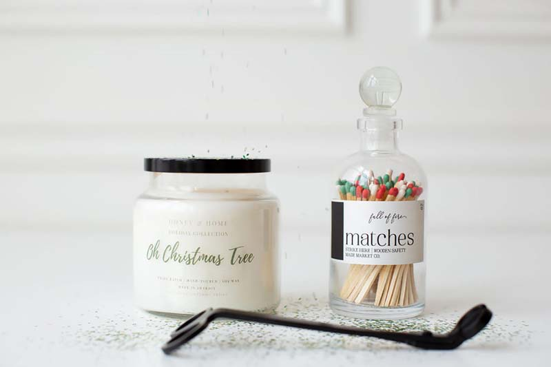 honey & home - self-care gifts - beauty